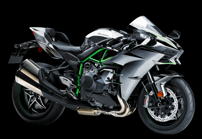 2015 Kawasaki Ninja H2 First Ride Review