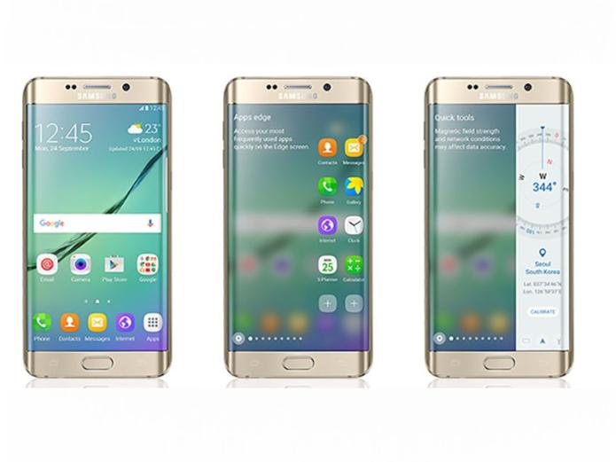 Samsung enhances edge screen with Marshmallow 6.0 upgrade