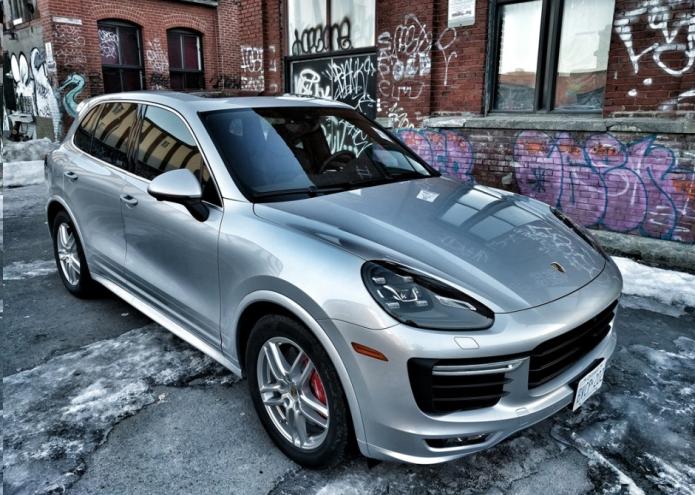 2016 Porsche Cayenne Turbo Review