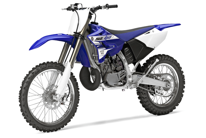 2016 Yamaha YZ250X Off-Road Two-Stroke Review