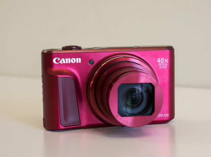 Canon PowerShot SX720 HS preview: Putting 40x zoom in the palm of your hand