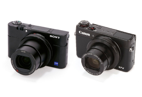 Canon Powershot G7 X Mark II vs Sony RX100 IV Comparison