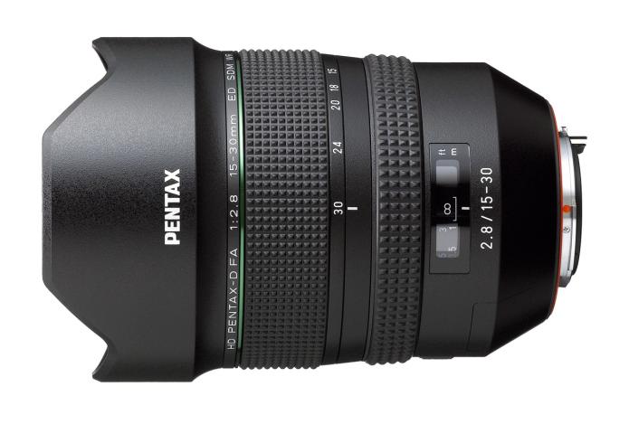 Ricoh Announces HD PENTAX-D FA 15-30mm f/2.8 and FA 28-105mm F3.5-5.6 Lenses
