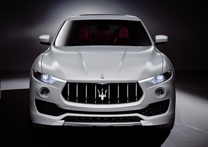 Surprise! Maserati made its first ever SUV