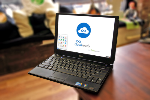 CloudReady update dual boots Windows and Chrome OS