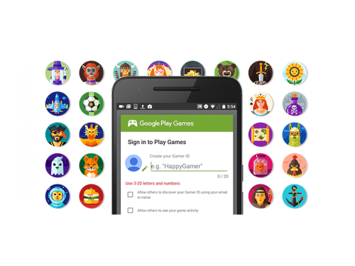 Android introduces Gamer ID for Google Play Games, ditching Google+ requirement