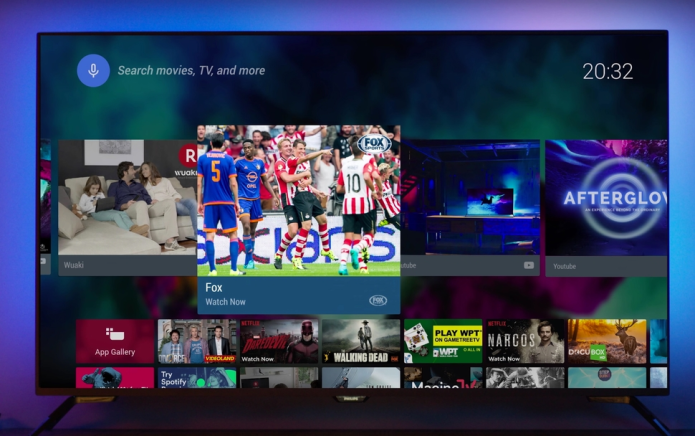 Philips 2016 TV range: Full HD, Ultra HD 4K, HDR, Ambilight, and more