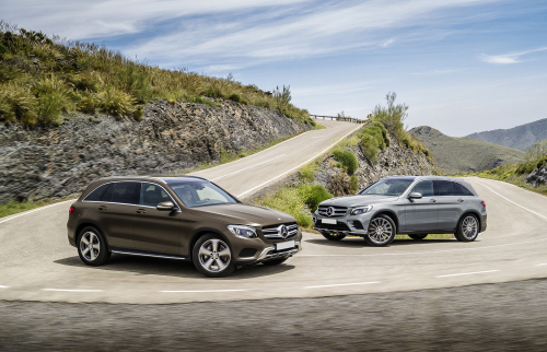Mercedes GLC review : Small premium SUV with strong diesel engines