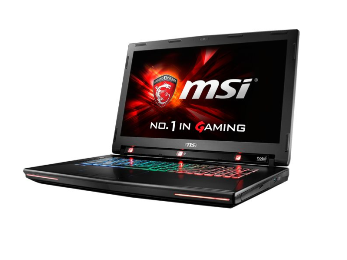 MSI GT72S G Tobii Review