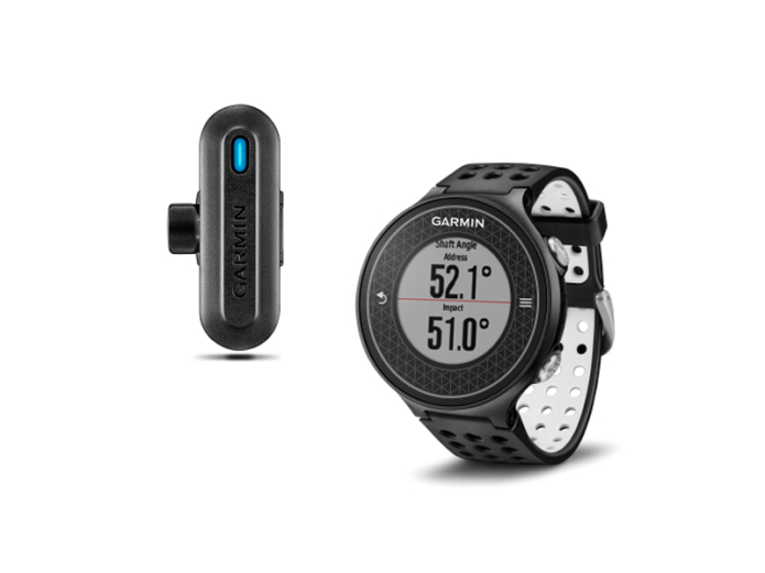 Use The Garmin TruSwing To Track And Analyze Every Golf Shot You Take