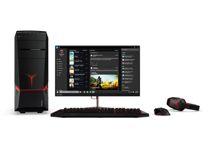 Lenovo Ideacentre Y900 Gaming Desktop Review