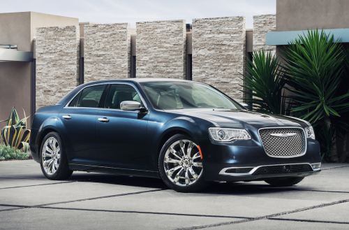 Chrysler 300C Platinum Review: Classic American Luxury