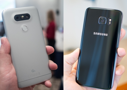 LG G5 vs Galaxy S7: The titans are unleashed, but which is better?