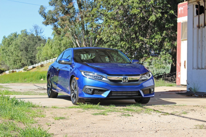 2016 Honda Civic Coupe First-Drive Review