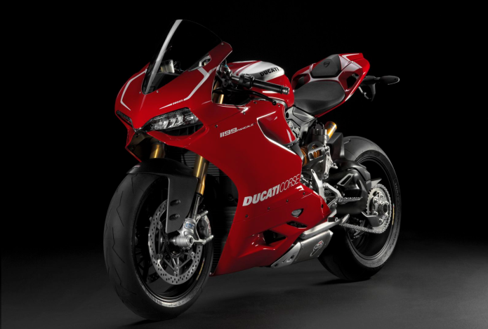 Ducati 1199 Panigale R First Ride Review
