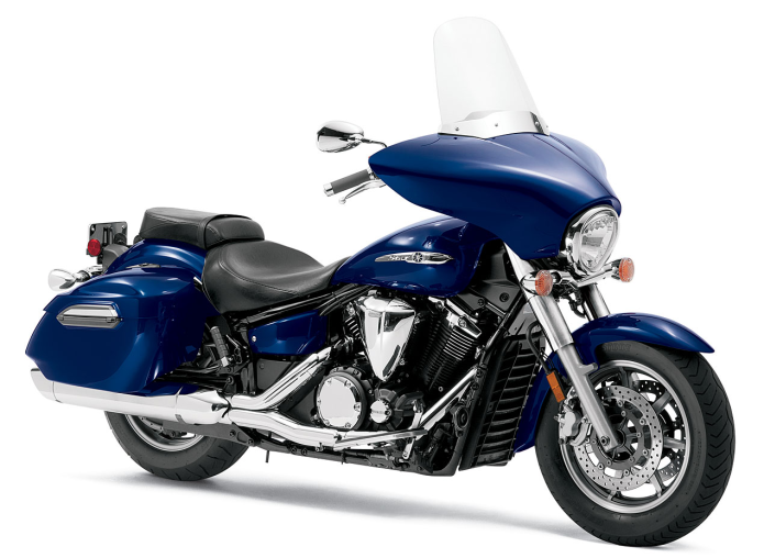Star V Star 1300 Deluxe First Ride Review