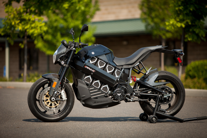 Brammo Empulse R Motorcycle Review