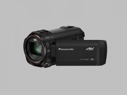 Panasonic HC-VX980EB-K review