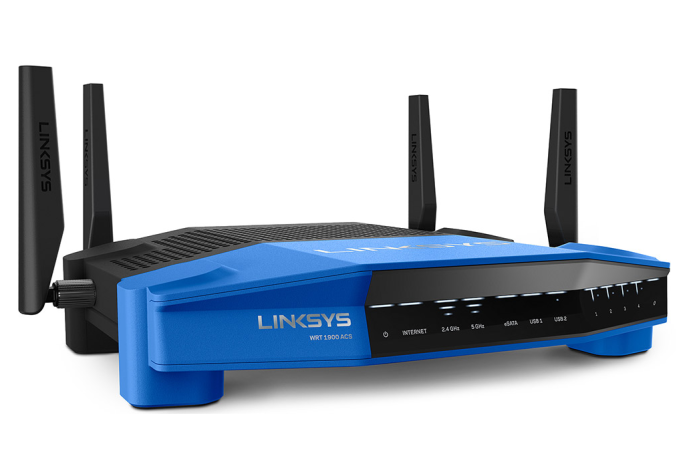 Linksys WRT1900ACS review