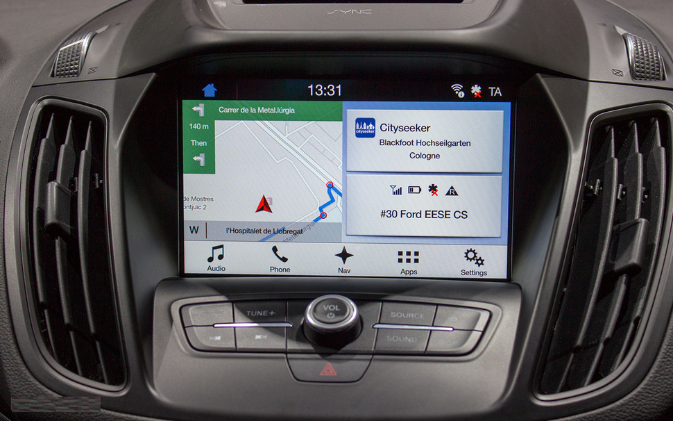 ford sync 3 preview apple carplay android auto complete solution gearopen. Black Bedroom Furniture Sets. Home Design Ideas