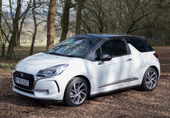 DS 3 first drive review : Fun French fancy