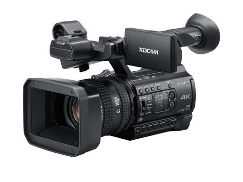 Sony PXW-Z150 Compact Professional Camcorder Announced