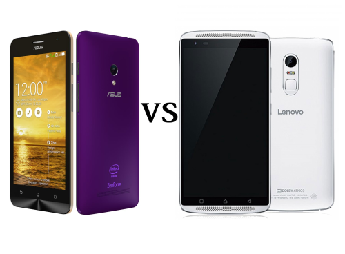 ASUS ZenFone 3 VS Lenovo Vibe X3: Which is the best budget smartphone?