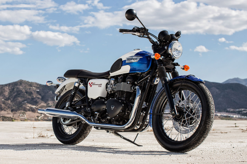 Triumph Bonneville T100 / T100 Black / T214 Review