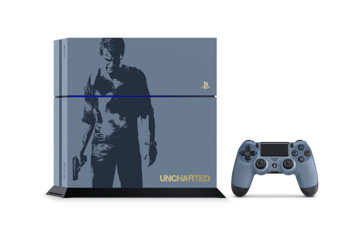 PS4 gets limited edition Uncharted 4 bundle in April