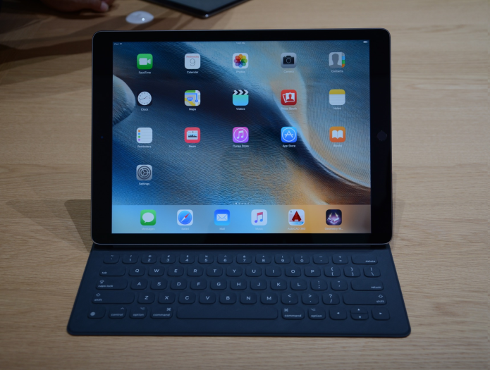 IDC: iPad Pro overtakes rivals, detachable tablets on the rise