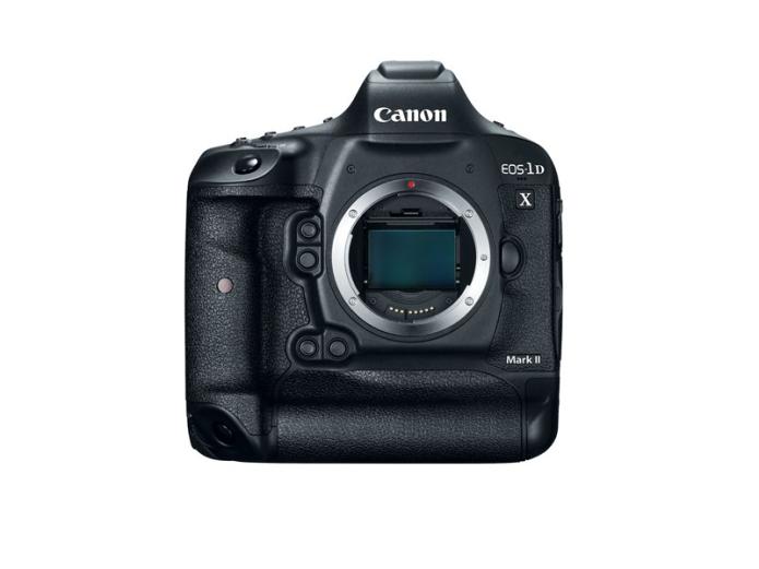 Canon EOS-1D X Mark II flaunts dual image processors, 4K vids