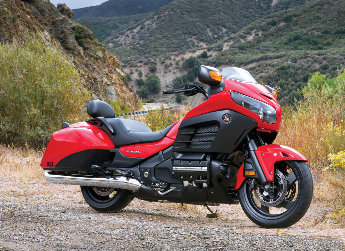 Honda Gold Wing F6B First Ride Review
