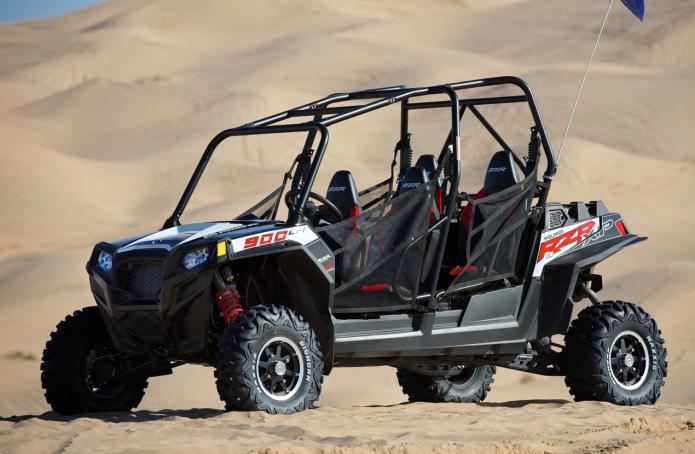 Polaris RZR XP 4 900 EPS First Ride Review