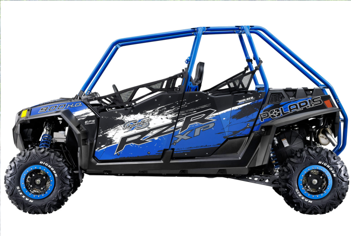 Polaris RZR XP 900 HO Jagged X First Ride Review
