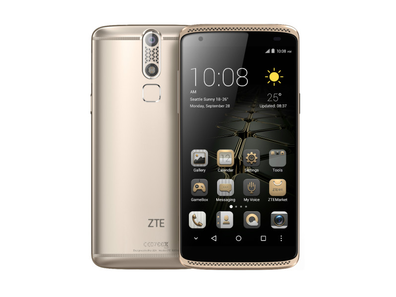 includes zte axon mini premium 3d touch for the newsletter