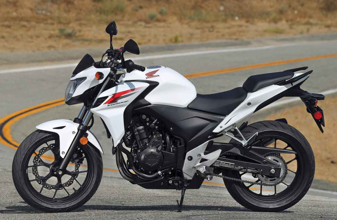Honda CB500F First Ride Review