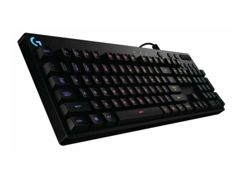 Logitech G810 Orion Spectrum Review — Keys to Success