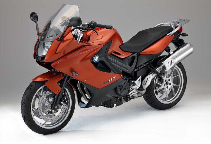 BMW F800GT First Ride Review
