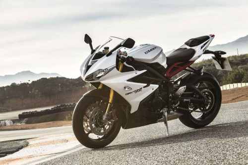 Triumph Daytona 675R First Ride Review