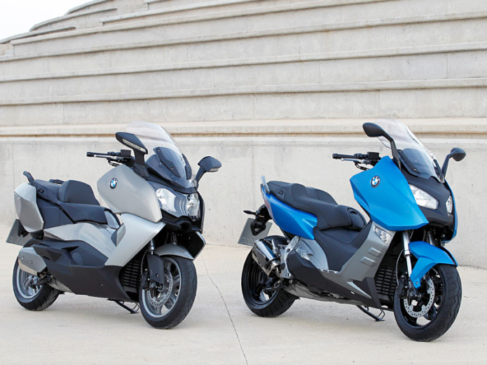 BMW C 600 Sport & C 650 GT First Ride Review