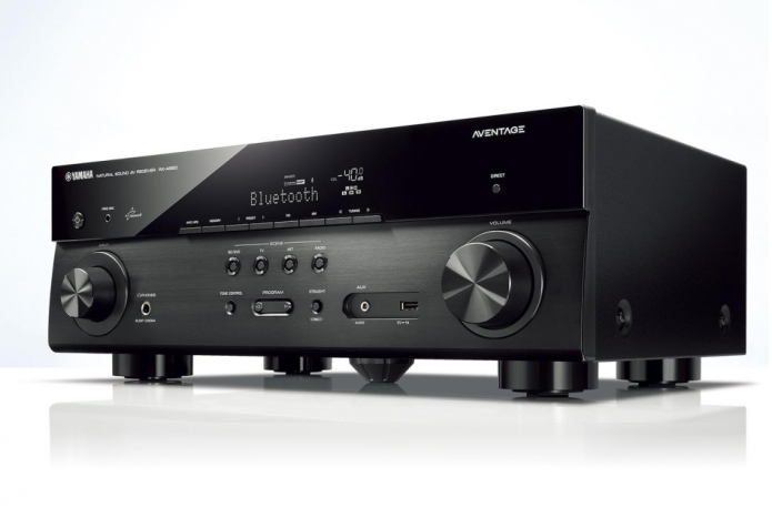 Yamaha RX-A550 review