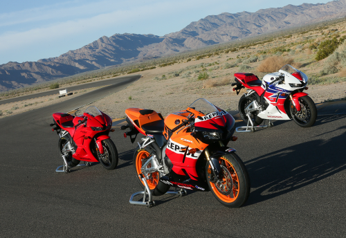 Honda CBR600RR First Ride Review