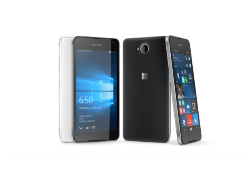Microsoft Lumia 650 packs Windows 10 and 5-inch OLED screen