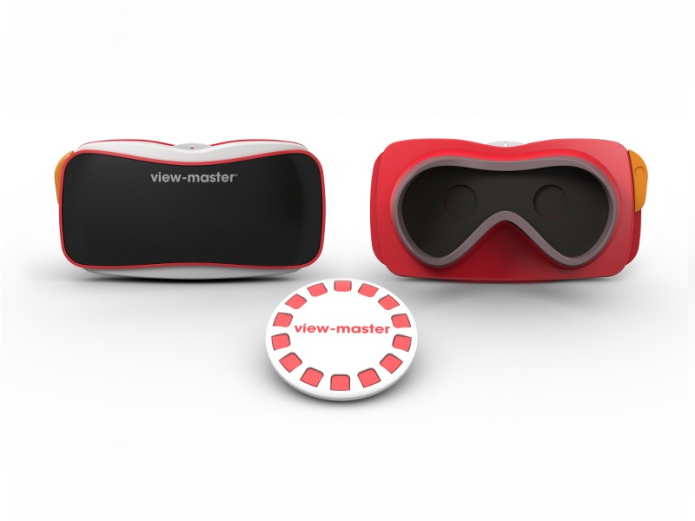 Mattel readies to launch Google Cardboard View-Master