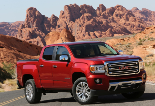 2016 GMC Canyon Diesel Review