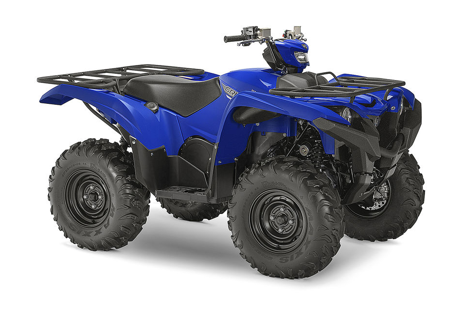 2016 Yamaha Grizzly 700 Eps 4x4 Review