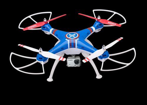 Swann Xtreem Gravity Pursuit Video Drone Review