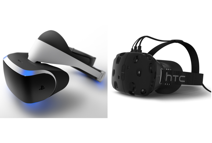 Sony PlayStation VR v HTC Vive review : Which VR headset is worth the wait?