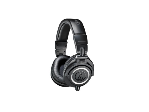 Audio-Technica ATH-M50x Headphones Review : Same as it ever was, same as it ever was.