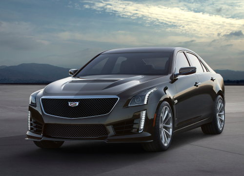 2016 Cadillac CTS Review : Offering More Than Just a Big V6